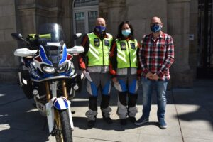 COPA DE ESPAÑA MOTOTURISMO RUTA CASTREXA
